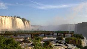 Buenos Aires and Iguazú Falls